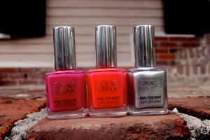My Sonia Kashuk polish grabs