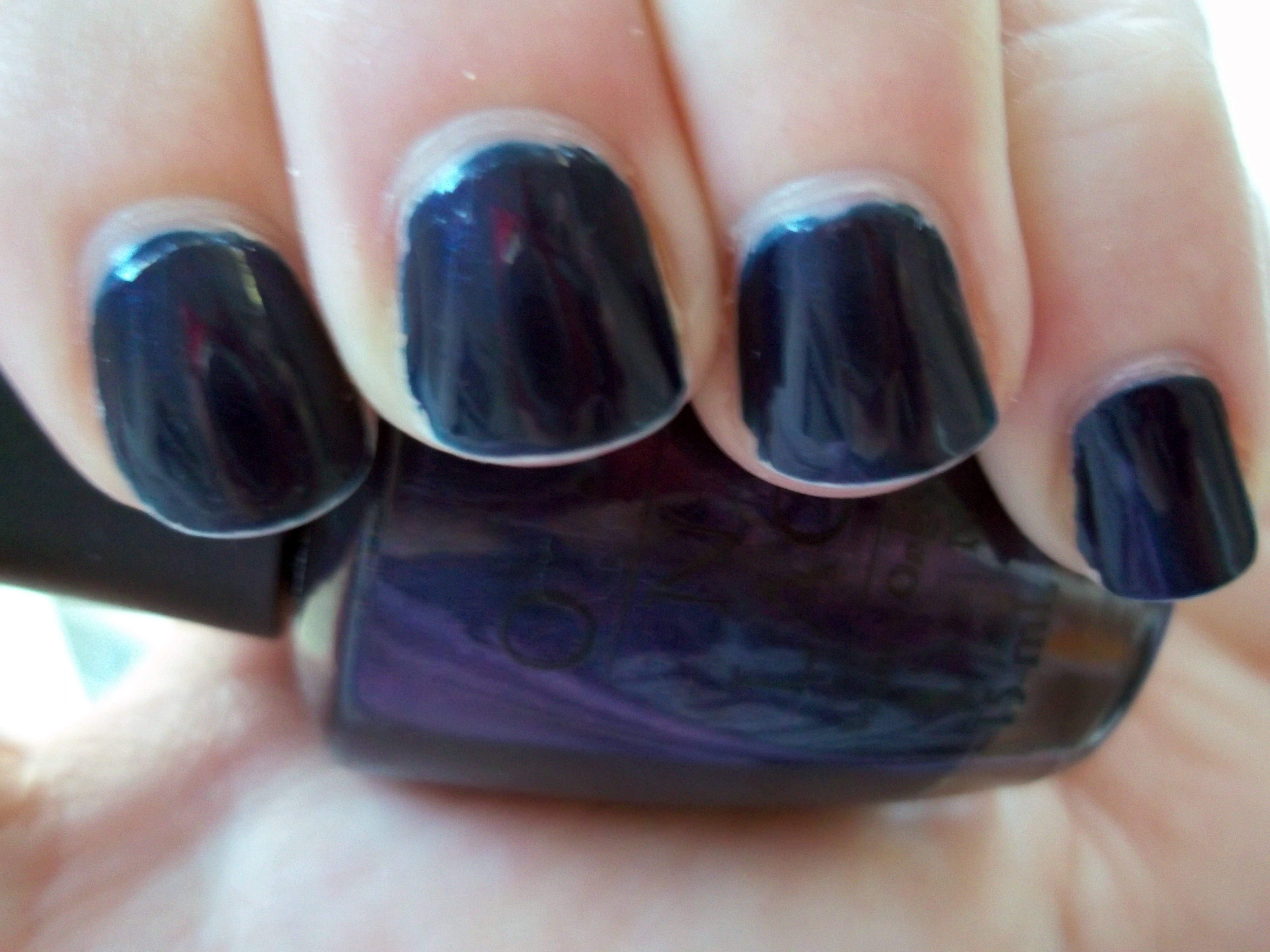 OPI: Russian Navy | DEATH BY POLISH pick your poison